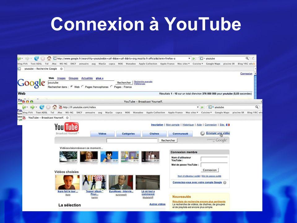 YouTube des millions de vidéos gratuites sur Internet