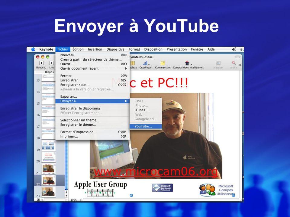 Liaison Keynote08 YouTube