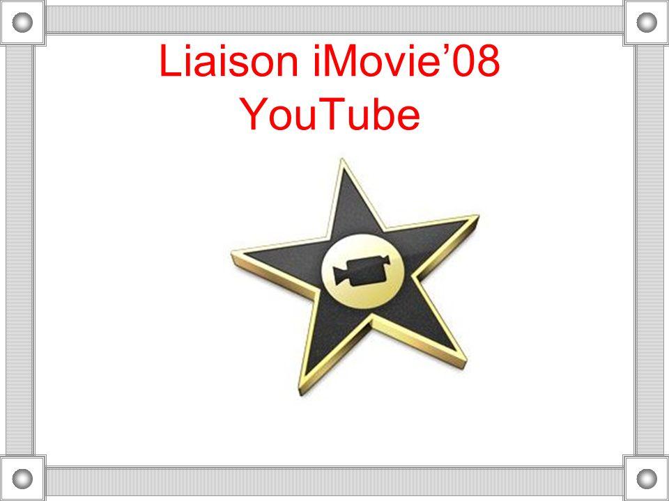 Choisissez votre YouTube