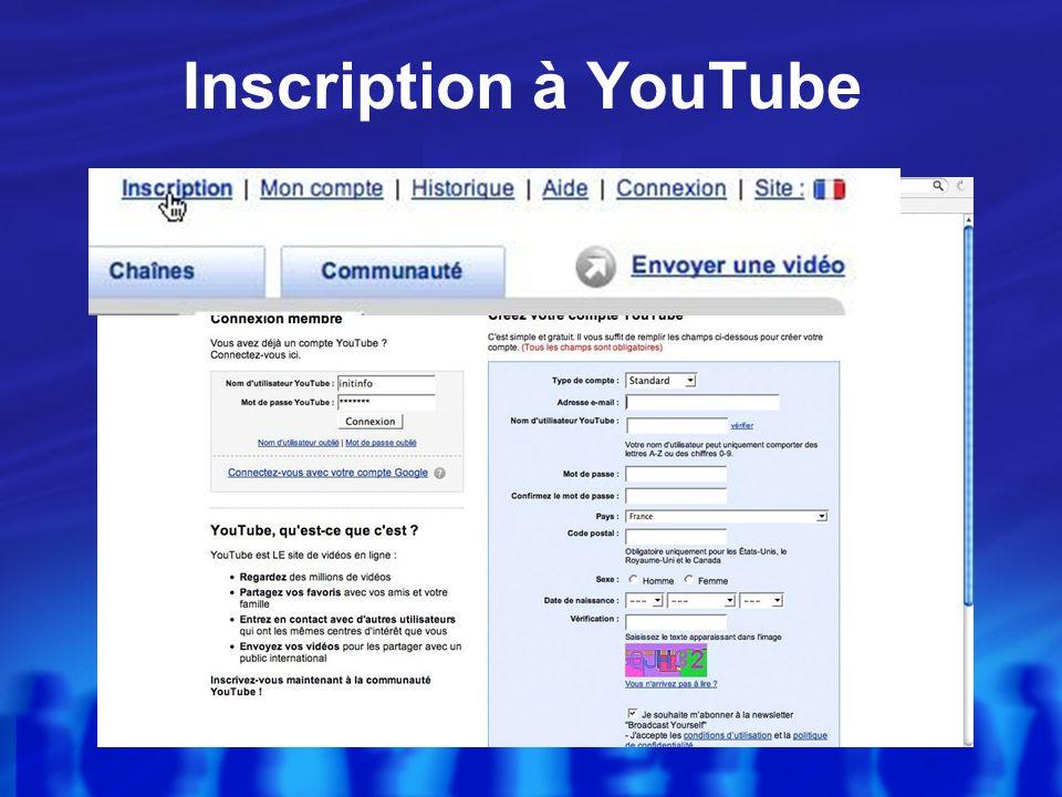 I - YouTube sur un Mac et Firefox