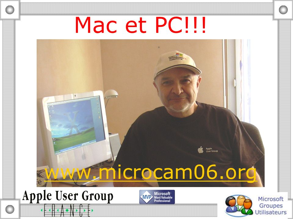 Mac ou PC www.cornil.com