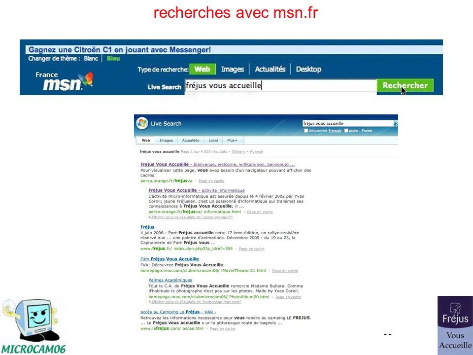 33 recherches avec msn.fr