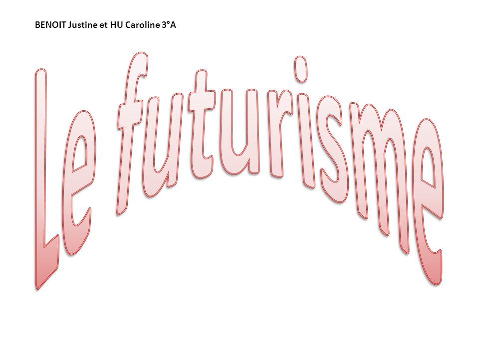 Le mouvement futuriste est apparu au début du XXème siècle en Italie.