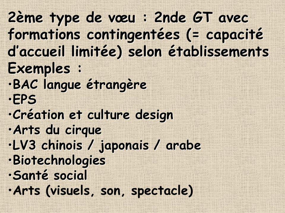Un seul enseignement dexploration à choisir en seconde si : EPSEPS Création et culture designCréation et culture design Arts du cirqueArts du cirque
