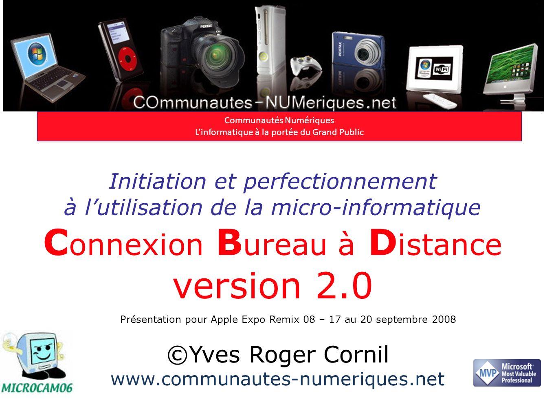 Autoriser la connexion à distance Allez dans le panneau de configuration Système