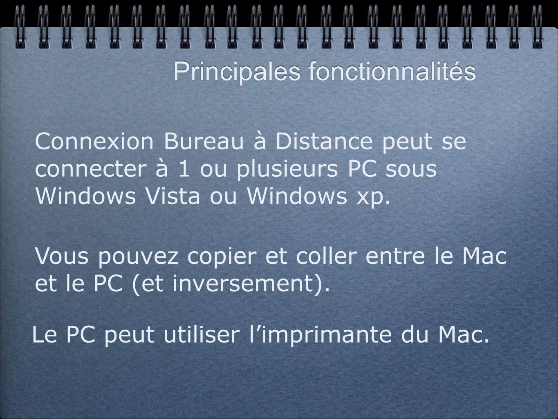 Configurations Processeur : Intel Core, ou PPC G5 ou G4.