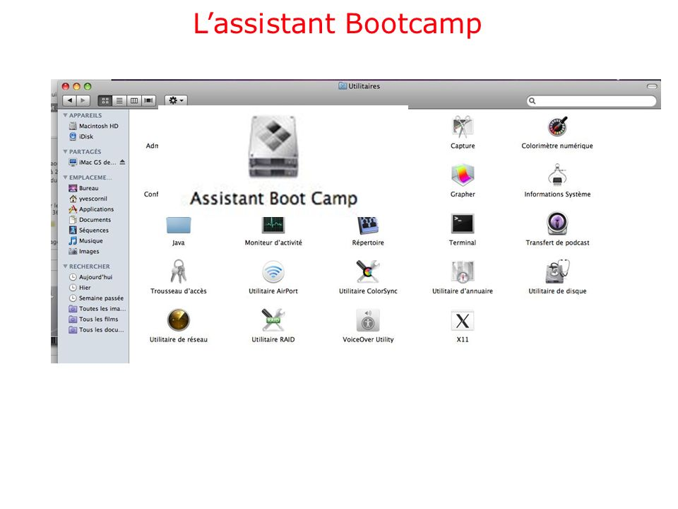 Lassistant Bootcamp