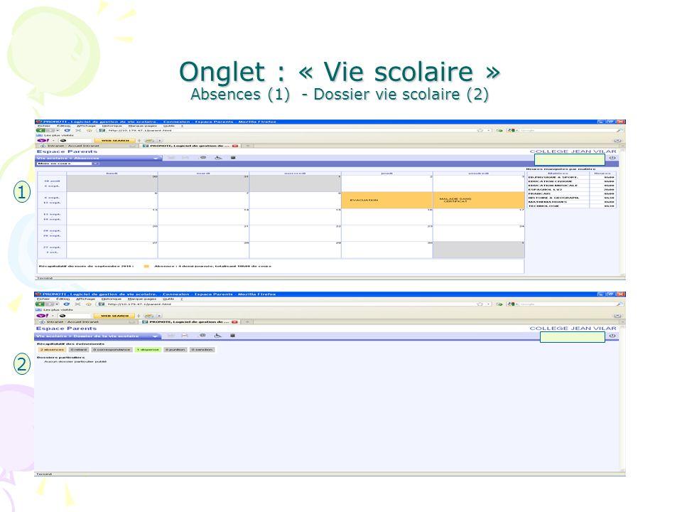 Onglet : « Mes données » Vous cliquez sur longlet « Mes données » Outre vos informations personnelles (adresse, etc.), lintérêt de cet onglet réside dans la possibilité de modifier votre mot de passe, compte tenu de la complexité de ceux générés par le logiciel.