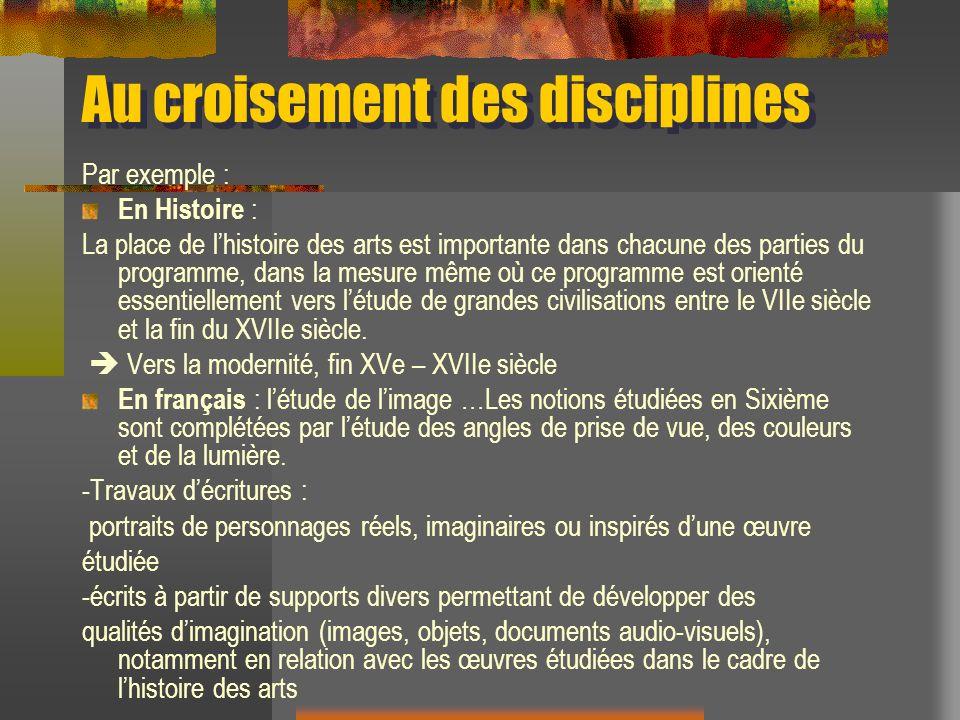 Sylvie Lay IA-IPR novembre 2009 En arts plastiques : le programme Lenseignement dhistoire des arts se fait dans le cadre du programme de chaque discipline avec ses méthodologies propres.
