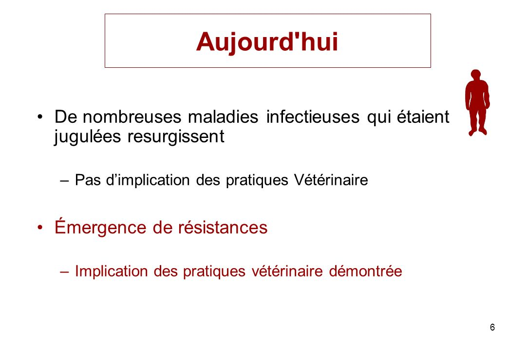 PL Toutain Ecole vétérinaire Toulouse7 Conséquences médicales de lantibiorésistance En 2009, la vache folle avait fait 23 morts en France et 214 dans le monde