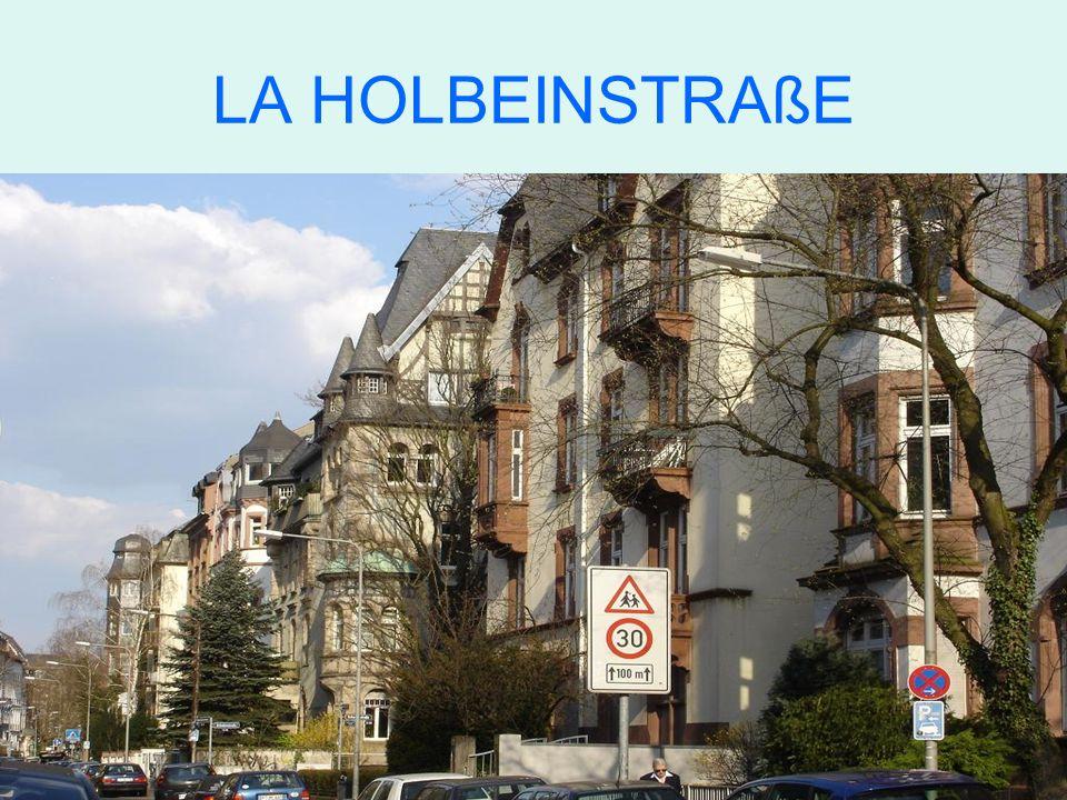 LA HOLBEINSTRAßE