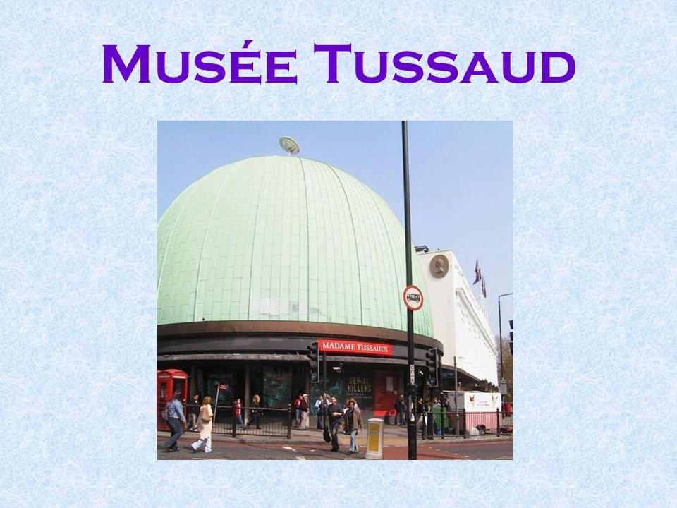 Musée Tussaud