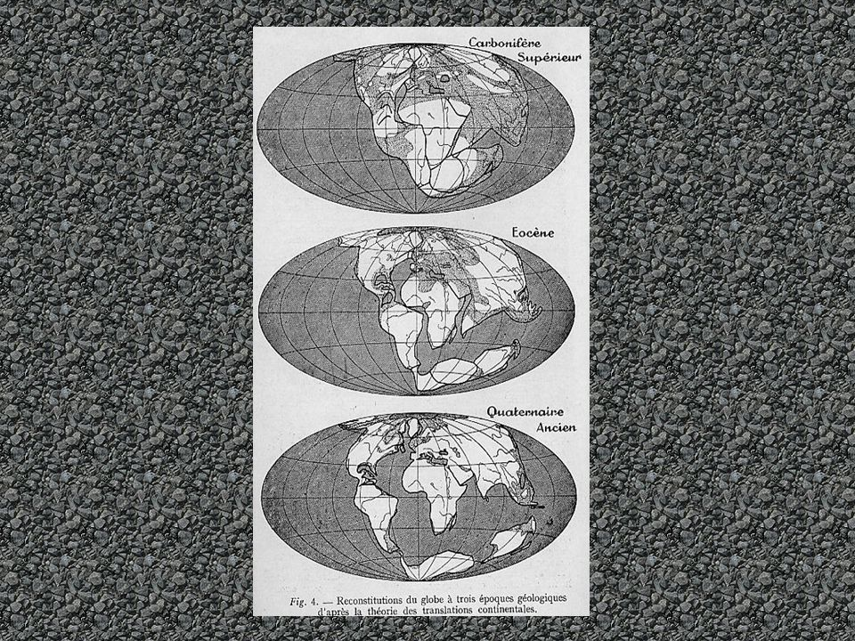 Frank Bursley Taylor (1860-1938) 1910, Bearing of the Tertiary Mountain Belt on the Origin of the Earths Plan, Bulletin of the Geological Society of America