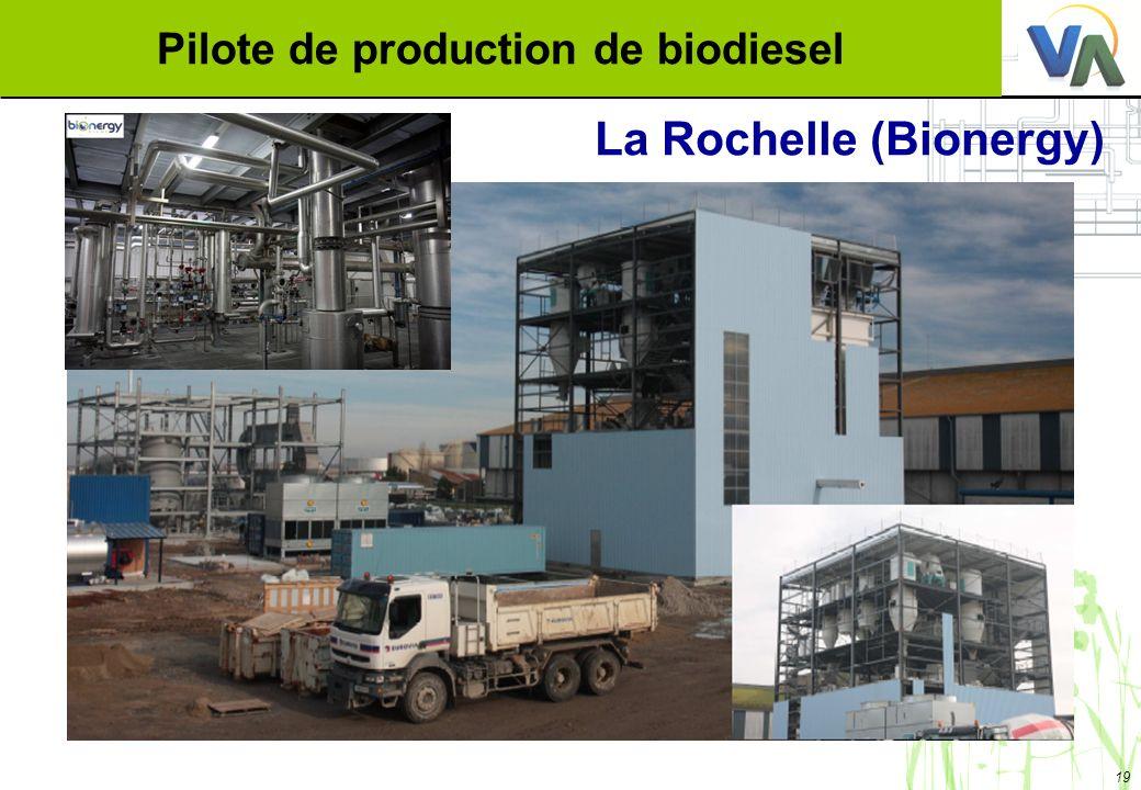 19 Pilote de production de biodiesel La Rochelle (Bionergy)