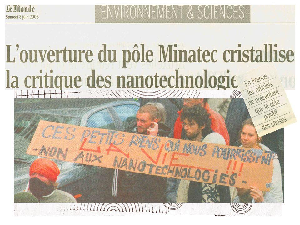 29 Vigilance justifiée Rapport sur la sécurité des nanomatériaux utilisés en cosmétologie: « Les données expérimentales récentes sur les NP de TiO2 nécessitent une réévaluation de risque » Approuvé par le SCCP le 10 Juin 2007 et mis en consultation publique