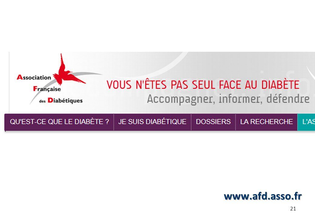 21 www.afd.asso.fr