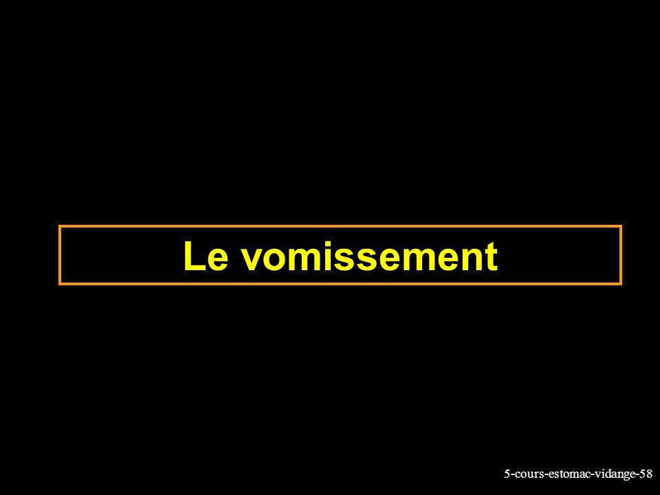 5-cours-estomac-vidange-58 Le vomissement
