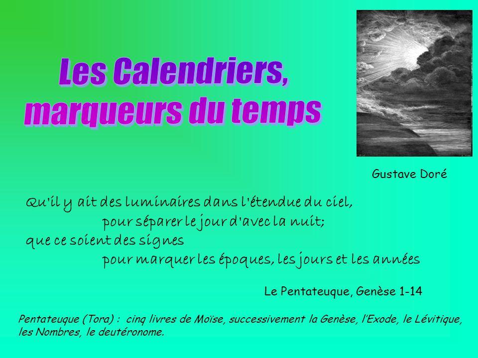 - Le calendrier saligne sur des lunaisons de 29 jours 12 heures 44 minutes et 2,9 secondes et alterne des mois de vingt-neuf et de trente jours.