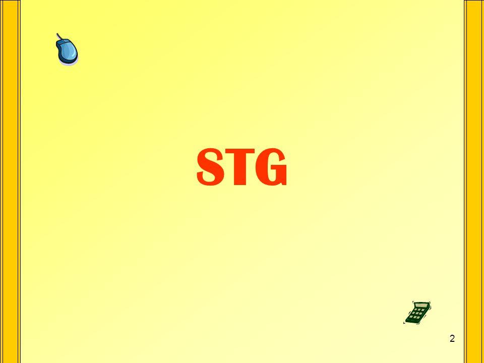 1 La série STG Diaporama réalisé par M-C. CÉLAURE et S. ROBERT Sommaire : 1- Le profil du futur élève de STG 2- Les premières STG : spécialités, ensei