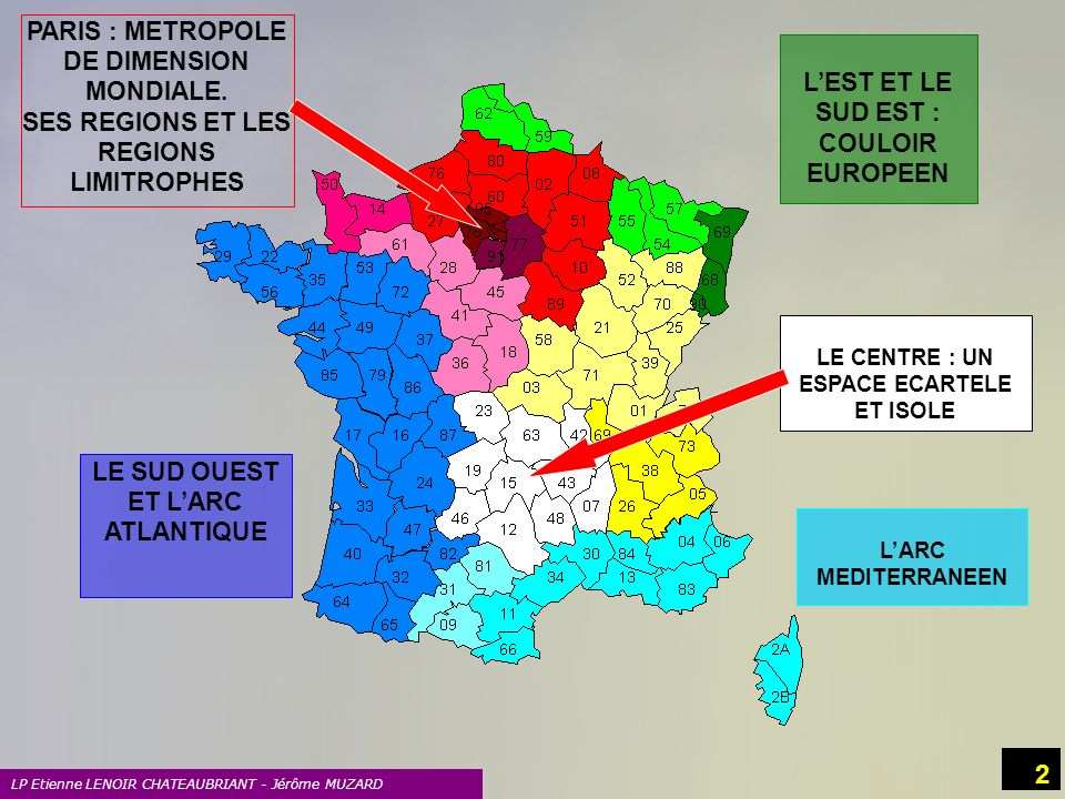 LP Etienne LENOIR CHATEAUBRIANT - Jérôme MUZARD 13 4 Les Pays de Loire LES PRODUITS TYPIQUES Sel : Guérande.