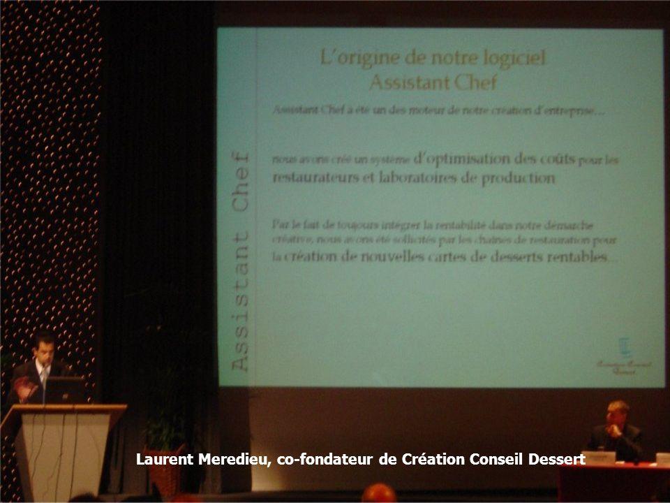11 Laurent Meredieu, co-fondateur de Création Conseil Dessert