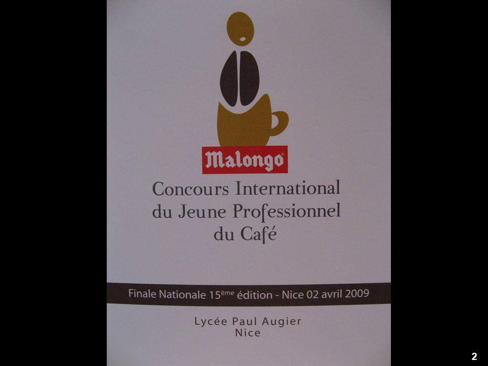Nelly Guerguy du Lycée Hôtelier Saint Louis de Toulon remporte le trophée Louis Delacroix du Lycée Alexandre Dumas dIllkirch Graffenstaden est second 13