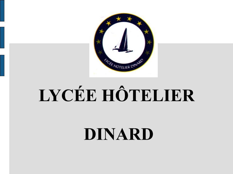LYCÉE HÔTELIER DINARD