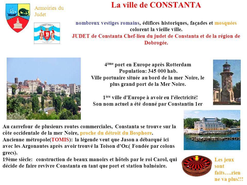 Pour vous loger… Bed and breakfast Appartements OlimpNeptune Prince Location-Gîte Royal Hôtel Novotel à partir de 70 EUR / nuit IBIS à partir de 49 EUR / nuit