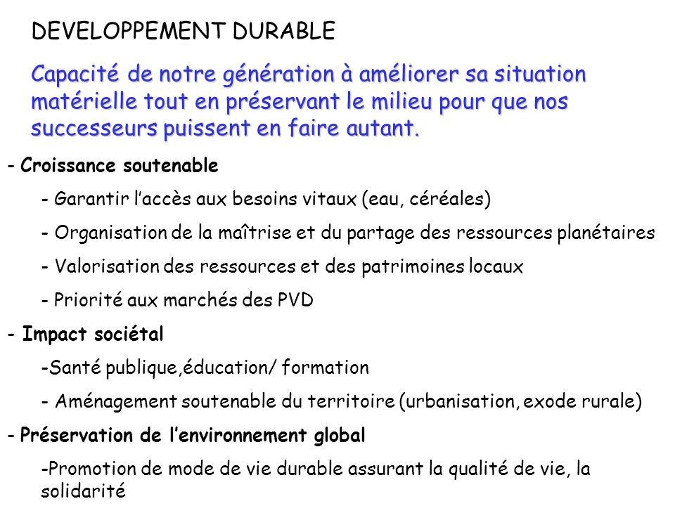 Jean-Charles ABBE Développement durable