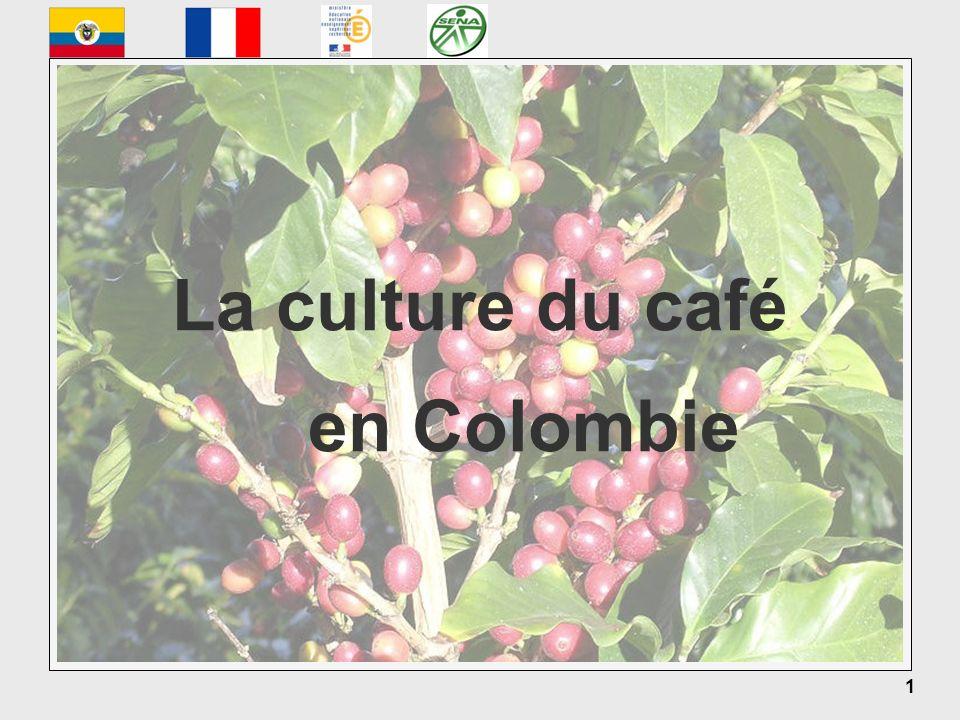 1 La culture du café en Colombie