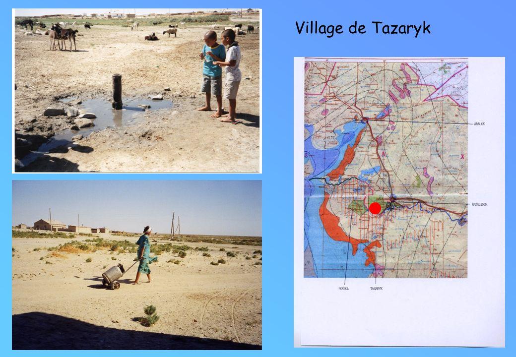 Village de Tazaryk