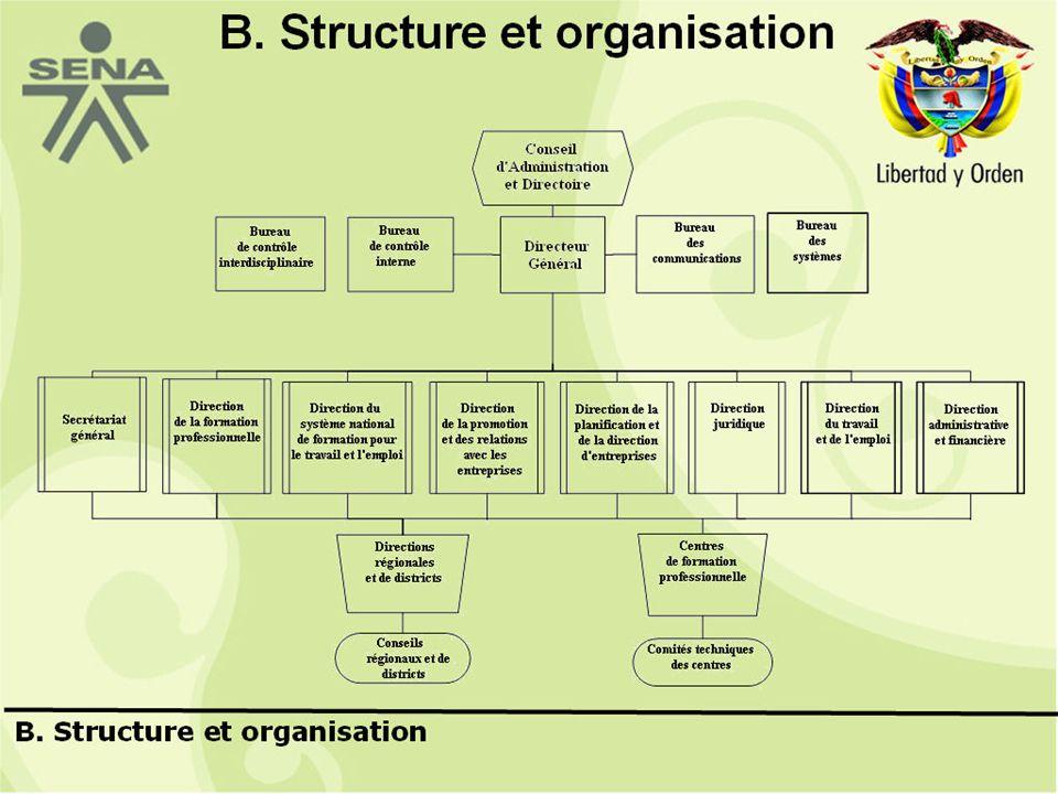 B. Structure et organisation
