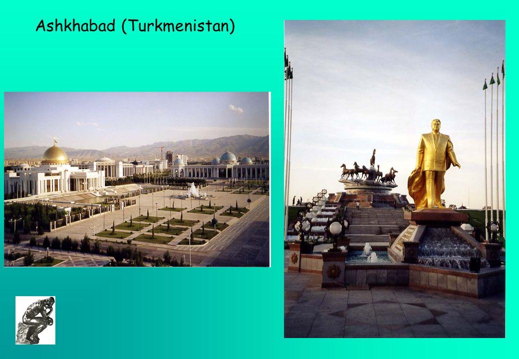 Ashkhabad (Turkmenistan)