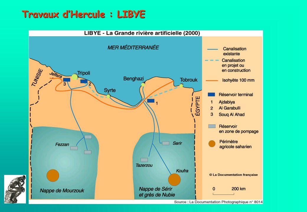 Travaux dHercule : LIBYE