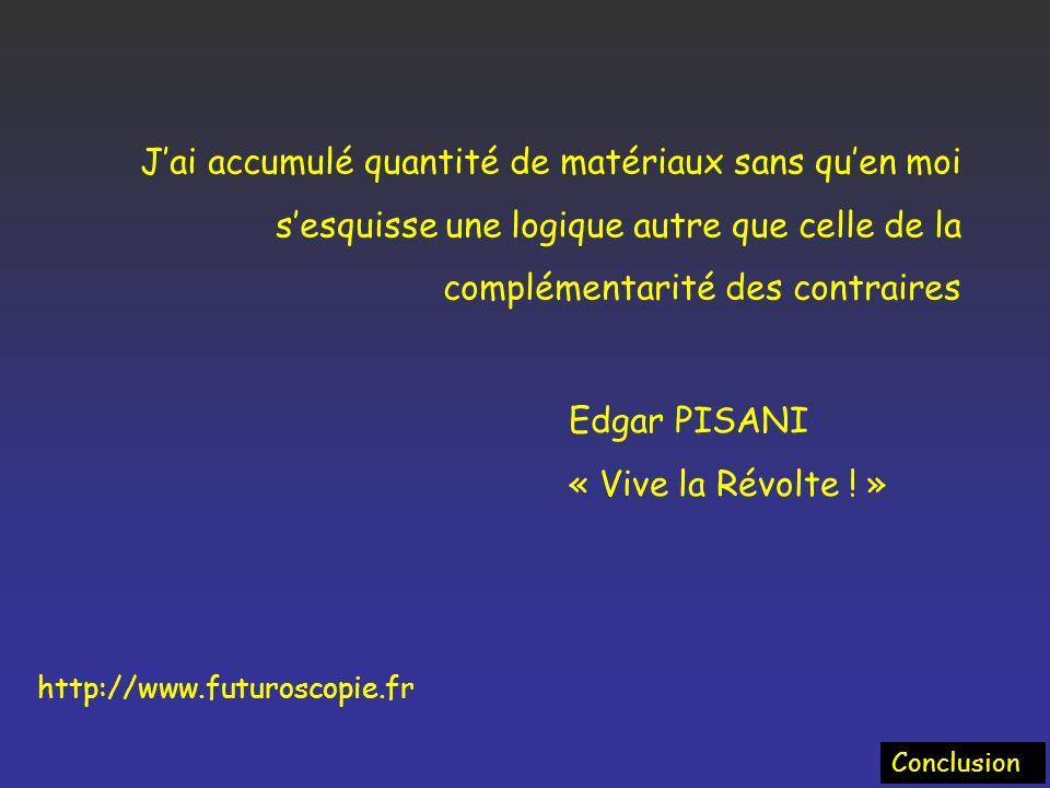 « Gens de toute la France, exigez la transparence de vos industries et des décisions des pouvoirs publics. Exigez là, cette transparence, également de