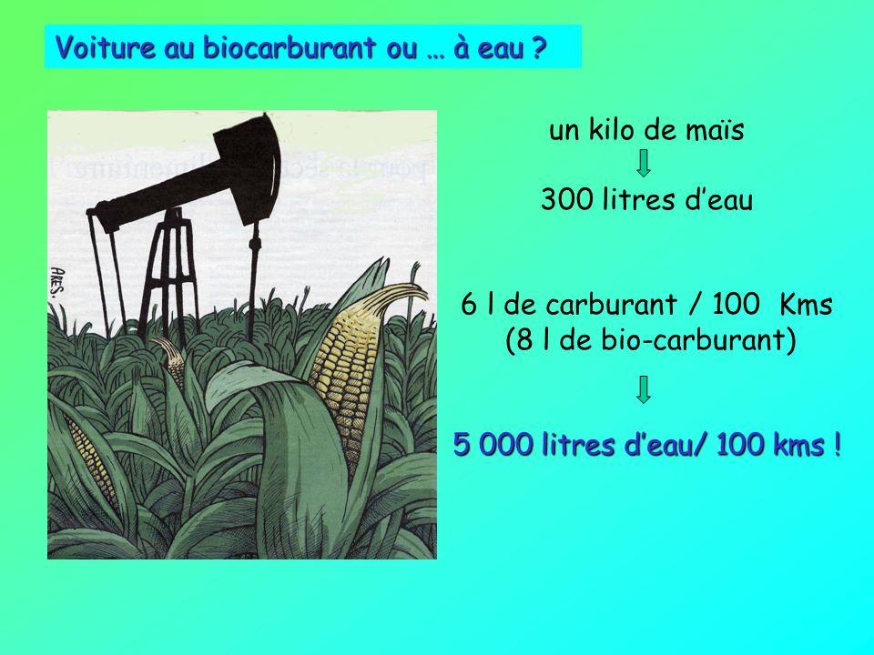FilièreCultureTcarb / HaTep/T% territoire % terres cultivées HuileColza1.37 0.87 166 104 232 365 HuileTournesol1.06 0.77 186 118 300 413 EthanolBetter