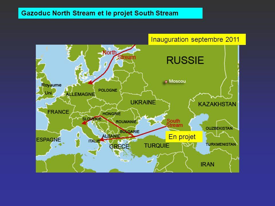 Acheminent gaz et pétrole de lAsie Centrale : rudes batailles dans le Caucase Approvisionnement