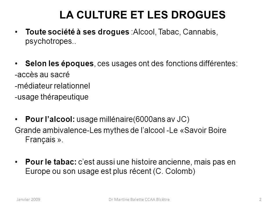 Janvier 2009Dr Martine Balette CCAA Bicêtre13 Consommation tabac alcool cannabis selon lâge Source : OFDT 2004 CAN09-EPI16