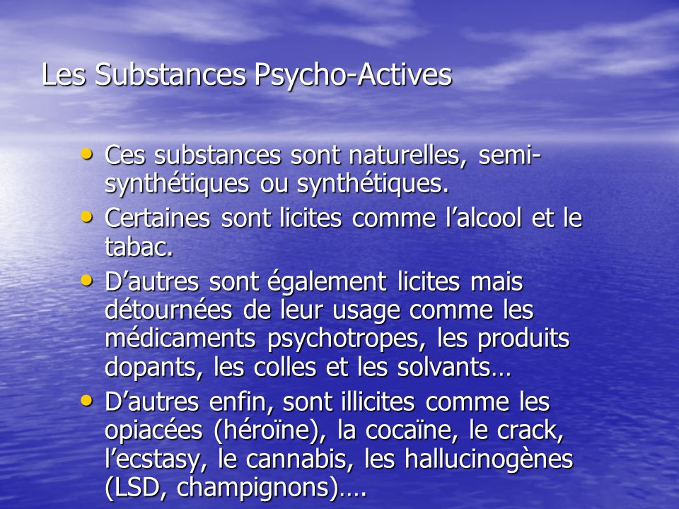 Les Substances Psycho-actives HEROINE HEROINE