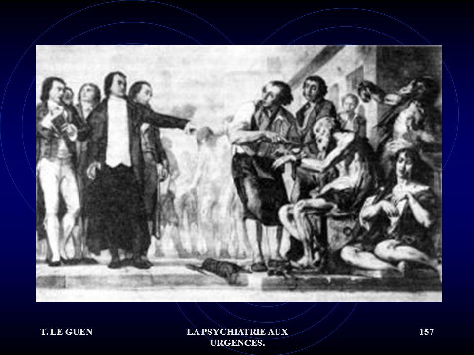 T. LE GUENLA PSYCHIATRIE AUX URGENCES. 157