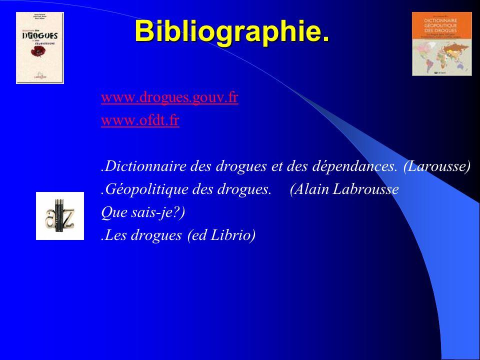 LES CONSOMMATIONS DE PRODUITS PSYCHOACTIFS EN FRANCE Quelques chiffres…