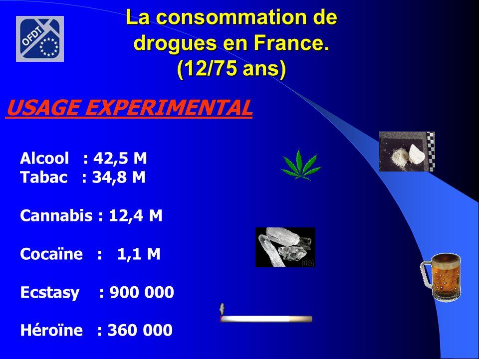 LE TRAFIC Article 222-35 du Code Pénal Production ou Fabrication illicite de Stupéfiants 20 ans de réclusion Criminelle 7 500 000 euros damende Si commission en Bande Organisée : 30 ans de réclusion
