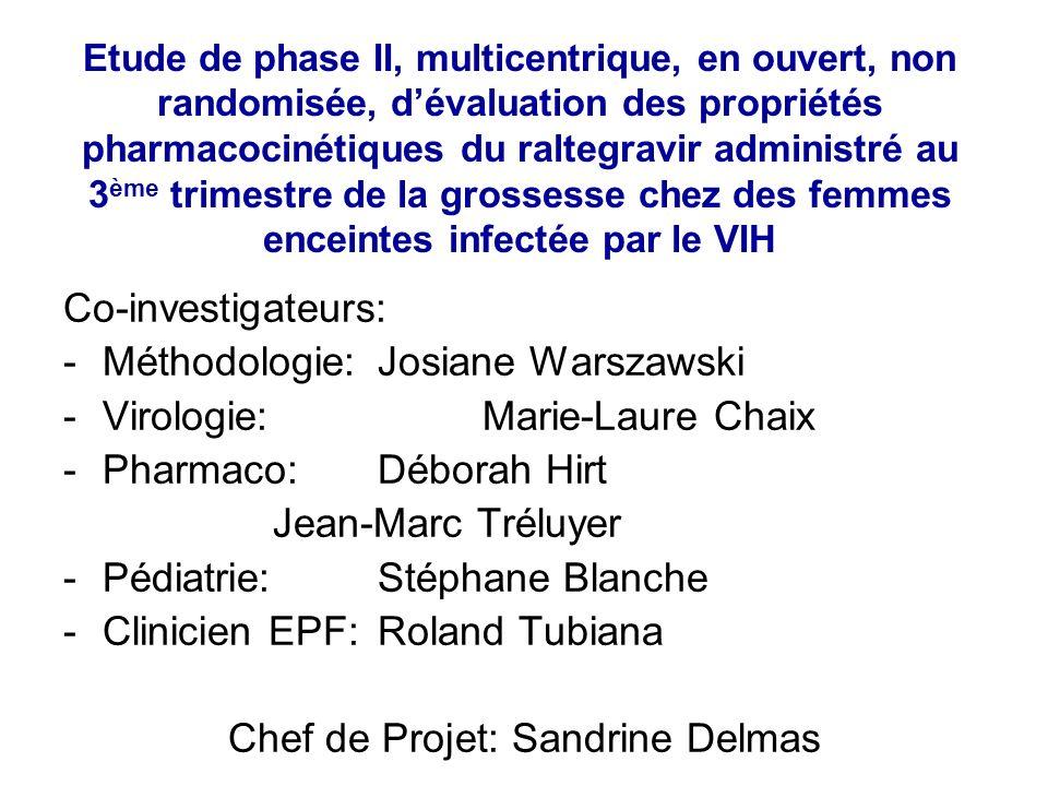 Aucune molécule na prouvé son innocuité AZTNFV 3TCIND DDIRTV + D4TSQV ABC NFV IND SQV RTV.