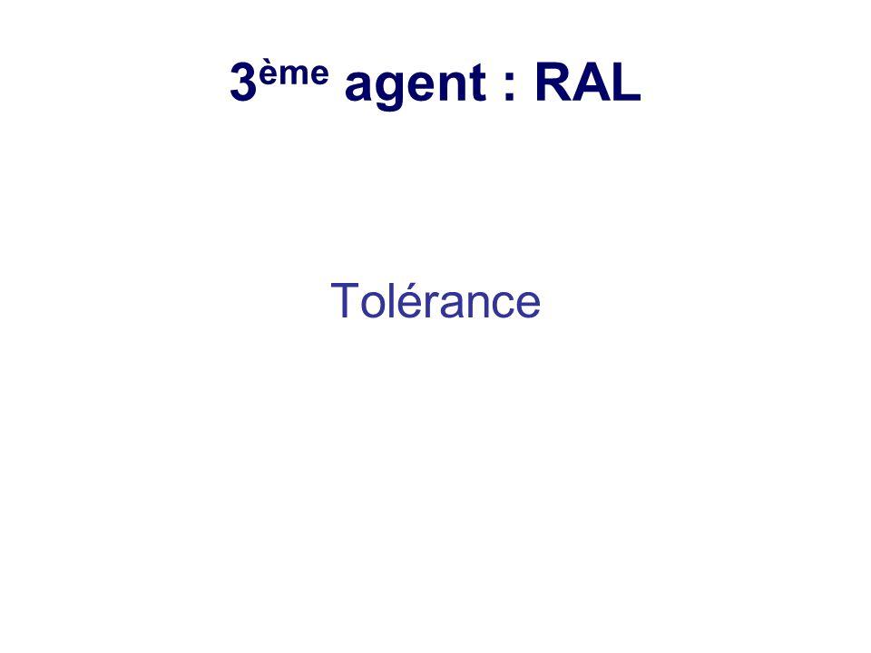3 ème agent : RAL - Puissance antivirale - Cinétique de décroissance de lARN-VIH plasmatique