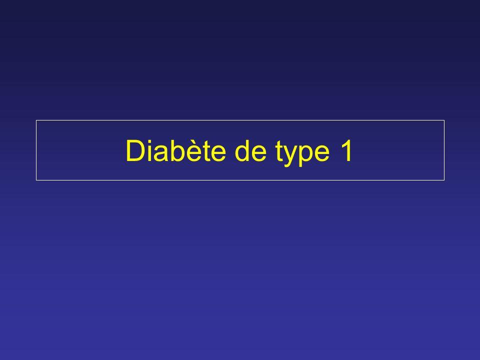 Diabète de type 1