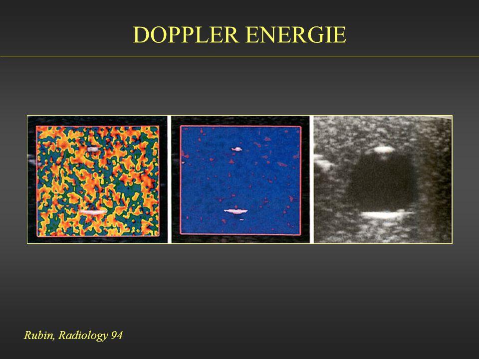 DOPPLER ENERGIE Rubin, Radiology 94