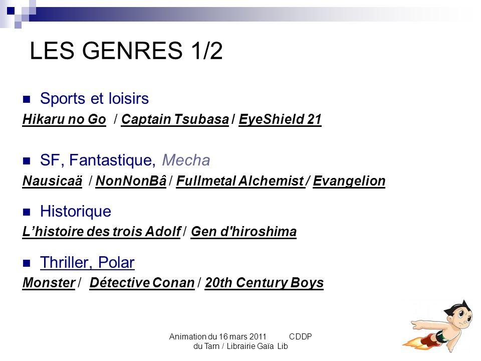 Animation du 16 mars 2011 CDDP du Tarn / Librairie Gaïa Lib EXEMPLES Découverte de la culture japonaise Collège Augustin Malroux – Blaye les Mines Lycée du Sidobre