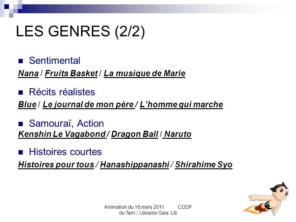 Animation du 16 mars 2011 CDDP du Tarn / Librairie Gaïa Lib BIBLIOGRAPHIE Ouvrages de références Blancou, Daniel.
