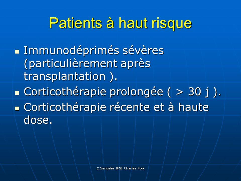 C Sengelin IFSI Charles Foix Diagnostic biologique des légionelloses antigène soluble urinaire Rapide, spécifique et précoce Limites : que Lp1; sensib