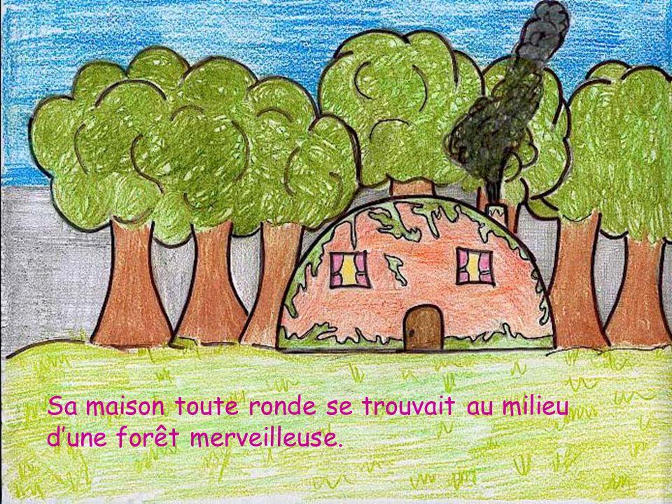 Lorsque le hibou se posait sur l arbre vert, il restait blanc. Merlin le voyait.
